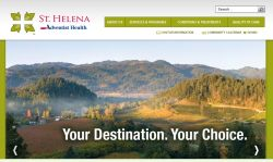 St. Helena website